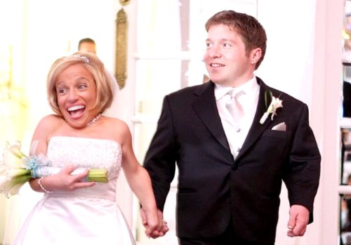 The Little Couple Jen Arnold And Bill Klein Celebrate 13 Years