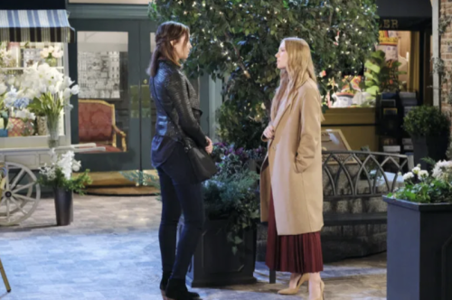 Days Of Our Lives (DOOL) Spoilers: Emily O'Brien On Redemption, Baby Gives Gwen Family She's Always Wanted