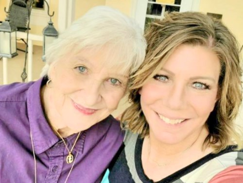 Sister Wives Star Meri Brown Catches Up With Her Mom's Cousin