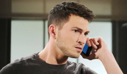 Days Of Our Lives (DOOL) Spoilers: Theo And Ciara Leave Salem Together, What Happens To Ben?