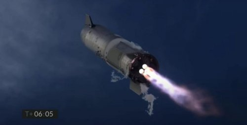 Elon Musk could use hypersonic rocket for next-gen airline travel