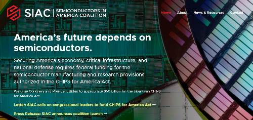 Semiconductors in America Coalition formed to fight tech shortages