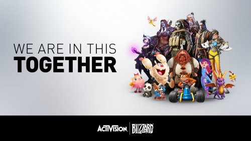 Activision teases big financial 'step change' in 2022