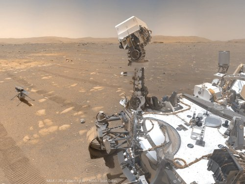 NASA celebrates Perseverance rover for being on Mars for 100 days