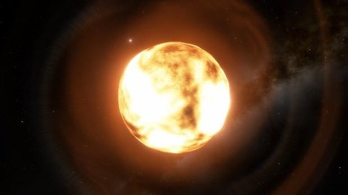 The mystery behind the Betelgeuse star's Great Dimming has been solved