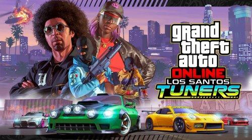 GTA Online's Los Santos Tuners update is Rockstar's biggest yet