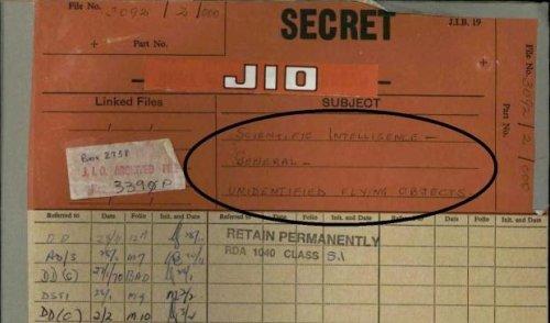 Australian UFO report declassified indirectly confirms aliens exist