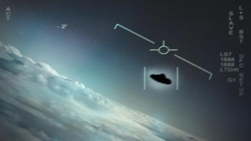 New UFO update: Navy officer shares sighting of underwater 'Tic Tac'