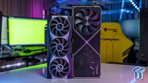 NVIDIA's next-gen AD102 + AMD's next-gen Navi 31 use 400-500W power?!