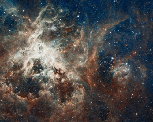 Hubble celebrates Mothers Day with image of space that 'raised' stars