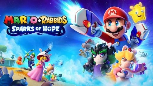 Mario+Rabbids: Sparks of Hope: 2022 release, not a sequel, new combat