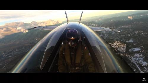 Top Gun crossover coming to Microsoft Flight Simulator