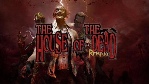 House of the Dead Remake brings 90s arcade zombie slaughter to Switch