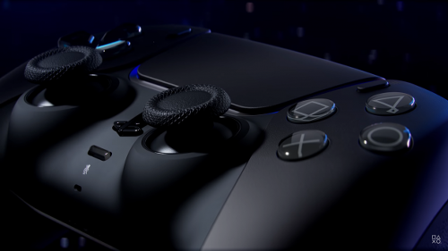 Sony releasing black DualSense controller 8 months after PS5's launch