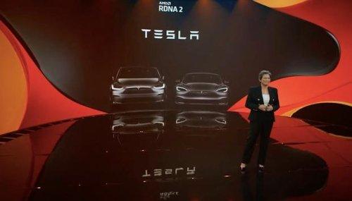 Tesla's tweaked Model S and X will pack custom AMD RDNA 2 GPUs