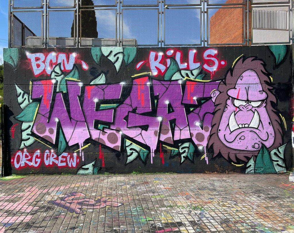 Graffiti - cover