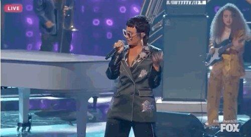Demi Lovato, Brandi Carlile & H.E.R. Honor Elton John With Epic Medley  | iHeartRadio