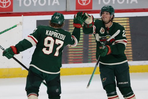 Kevin Fiala finding his groove bodes well for playoff-bound Wild