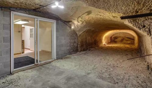 This historic Minnesota home up for sale comes with caves