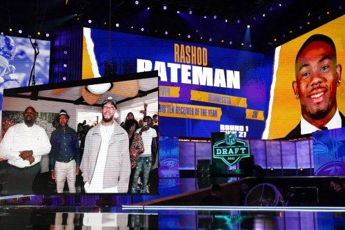 Rashod Bateman's NFL contract with Ravens sets record