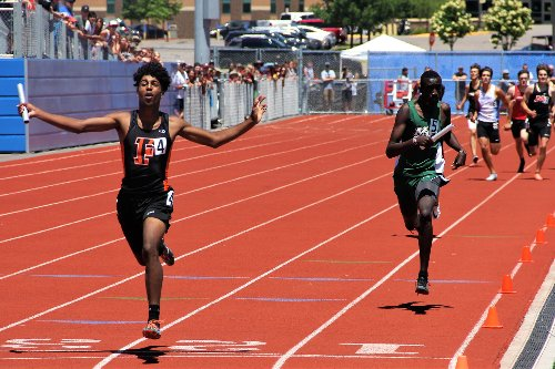 Boys state track and field: Gary Afram's 100-meter title helps list Rosemount to team championship