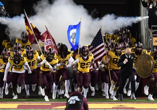 Gophers receive commitment from Texas running back