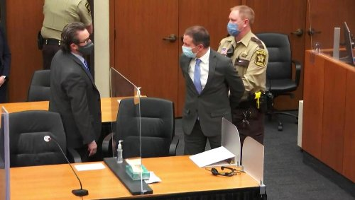 Derek Chauvin sentencing: Watch live streaming video here