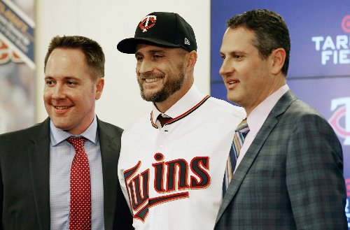"""Twins GM Thad Levine: """"Destiny is still within our hands"""""""