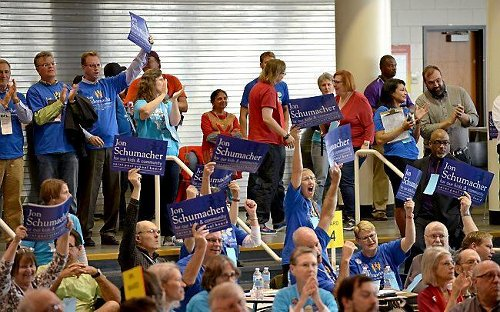 Race for four seats on St. Paul school board has just incumbent so far