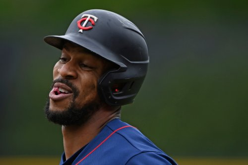 Byron Buxton's start wows Twins teammates and coaches
