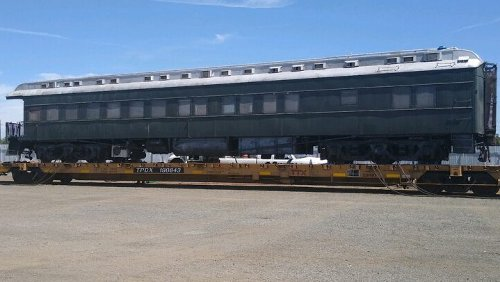 Century-old James J. Hill rail coach to become MN Transportation Museum's new centerpiece