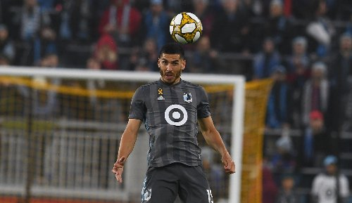 Loons defender Michael Boxall to play for New Zealand in Tokyo Olympics