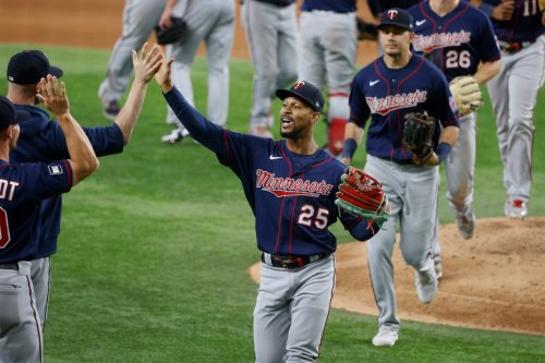 After six weeks, Byron Buxton returns to the Twins