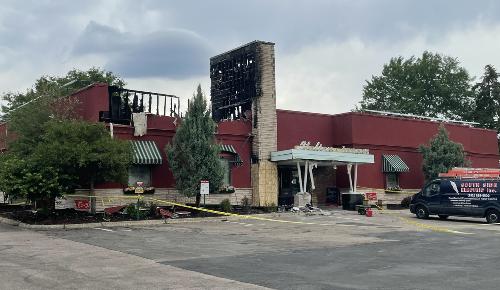 Fire heavily damages Buca di Beppo restaurant in Burnsville