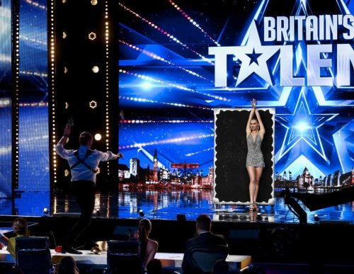 Britain's Got Talent's knife-throwing duo worried for Simon Cowell's life during audition