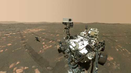 NASA's Perseverance rover begins its search for ancient Martian life