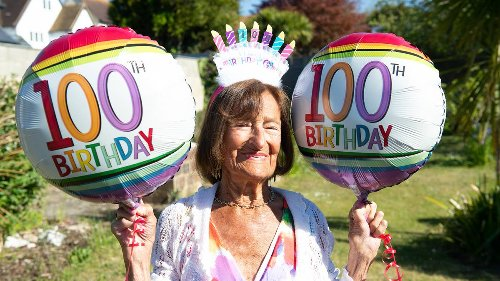 Woman Who Looks Incredible For 100 Reveals Her Secrets To A Long Life