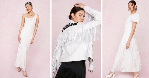 NastyGal Launches New Affordable Bridal Collection