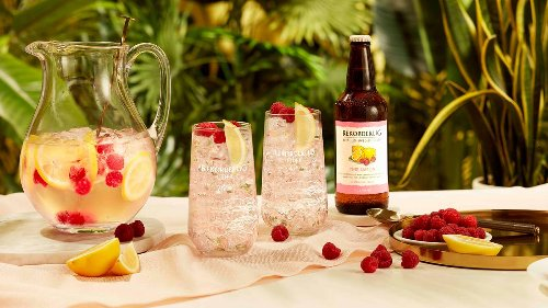 Rekorderlig Launches New Pink Lemon Cider And It Looks Perfect For Summer