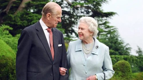 Incredible Photos Show The Queen Meeting Prince Philip Aged 13
