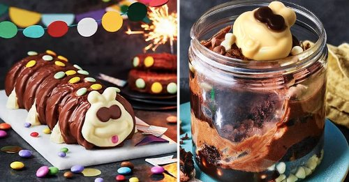 M&S Launches Colin The Caterpillar Cake Jars