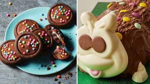 M&S Launches Colin The Caterpillar Button Biscuits