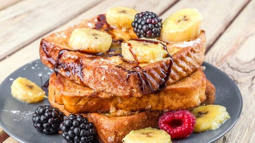 People Are Making French Toast Out Of Leftover Banana Bread