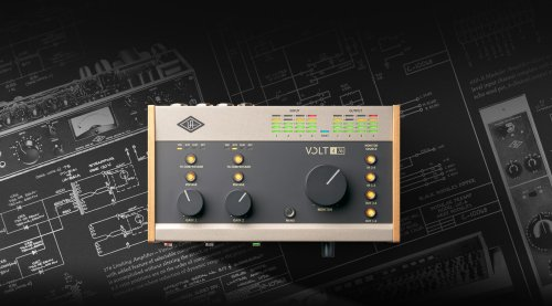 Volt - Audio Interfaces