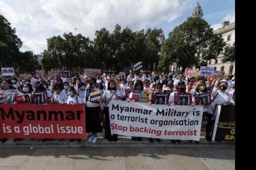 Military attacks church in battle-ravaged Myanmar
