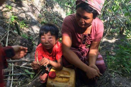 Myanmar military wages war against Christian ethnic minorities