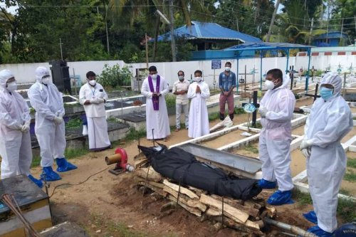 Caritas Internationalis launches Covid-19 appeal for India