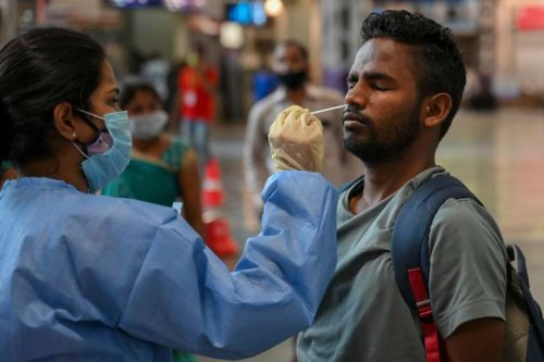 Health workers alarmed as India runs out of hospital beds