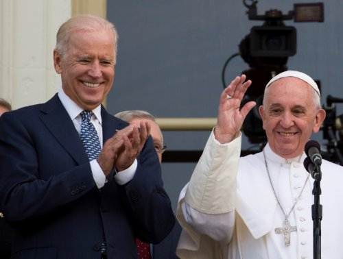 Pope-Biden meeting a chance to address shared global concerns