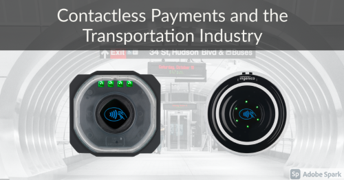 Contactless Payments and the Transportation Industry - UCP